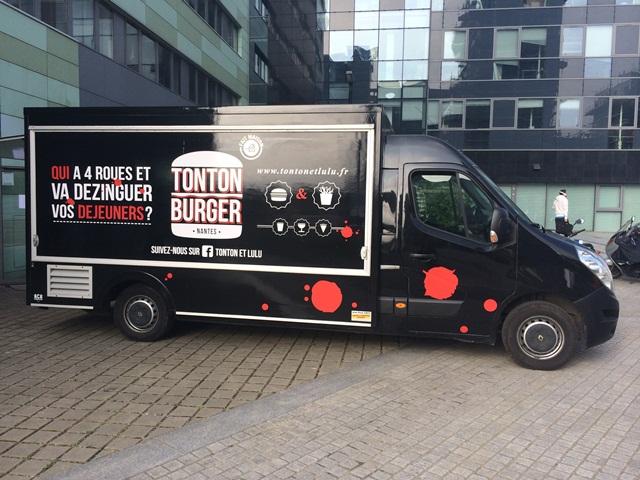 Foodtruck Tonton Burger 3